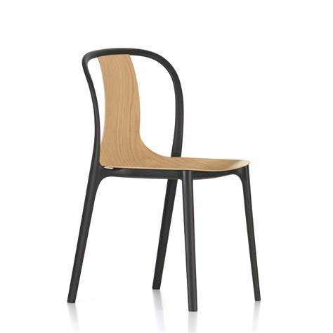 vitra armchair belleville chair wood by vitra in the home design shop