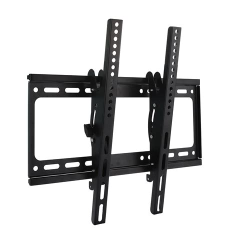 wall mount pattern universal lcd led plasma tv wall mount bracket tilt flat