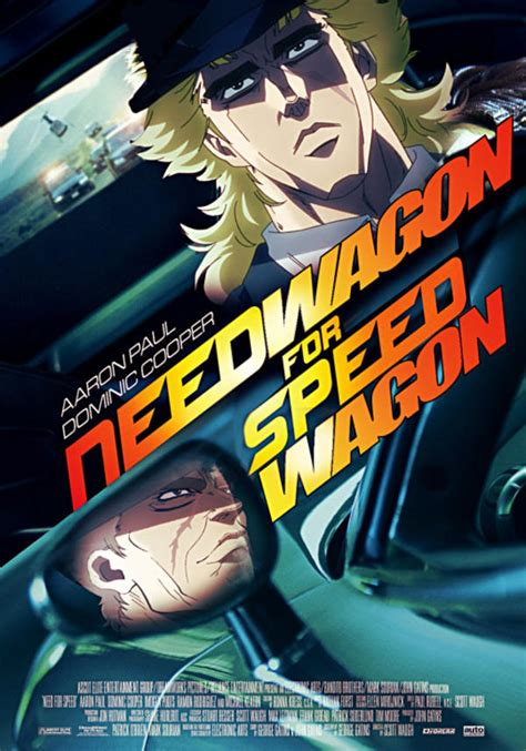 Jojo S Bizarre Adventure Meme - needwagon for speedwagon jojo s bizarre adventure know