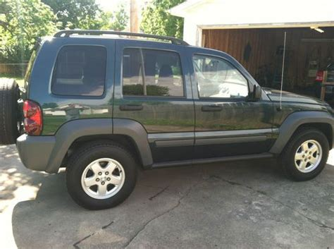 2005 Jeep Liberty Value Buy Used Lower Price 2005 Jeep Liberty Limited Sport