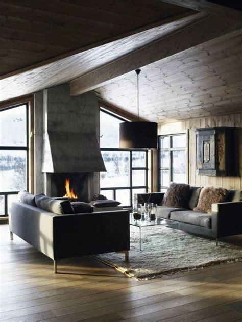 idee cheminee design chemin 233 es modernes 25 exemples pour un hiver plus chaud