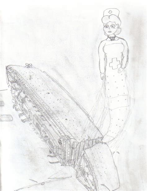 Sinking Of Rms Titanic by Spirt Of The Hmhs Britannic By Carsdude On Deviantart
