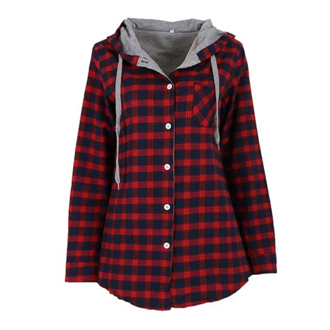 hoodie plaid jacket coat sweatshirt hooded outerwear