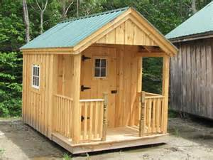 get shed plans 8x12 with porch building shed