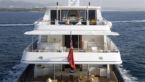 motor yacht cyan cyan superyacht luxury motor yacht for charter with burgess