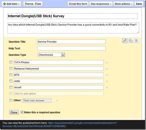 Create Online Survey Form - formsite online form builder create html forms surveys rachael edwards