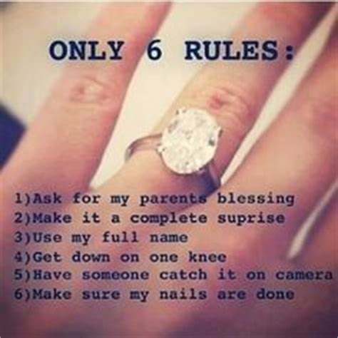 5 things guys must do before they buy an engagement ring 6 rules for proposing and why they re dumb