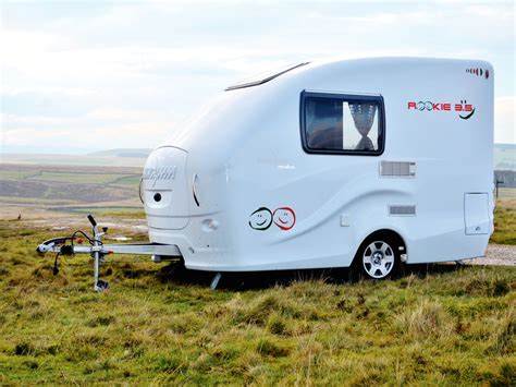 small caravan wingamm rookie 3 5 review wingamm caravans practical