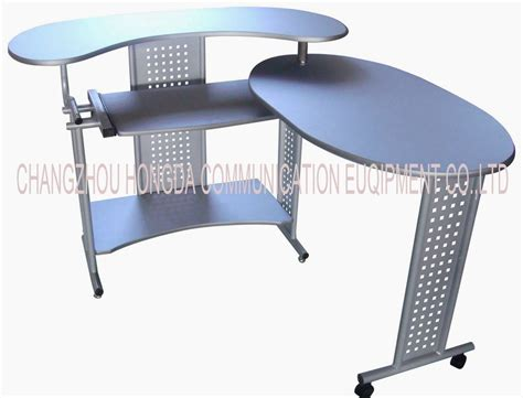 China Steel Mdf Computer Desk Sdk 400 China Computer Desk Mdf Computer Desk