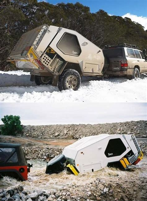 offroad travel trailers would this trailer for an bug out vehicle