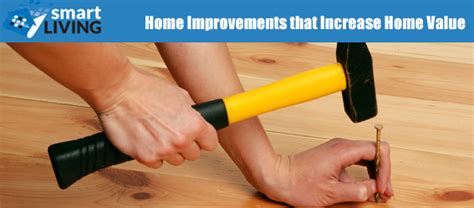 home value improvements to increase home value
