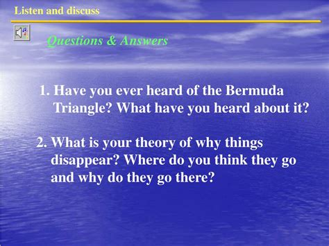 why do boats and planes disappear in the bermuda triangle ppt the bermuda triangle phenomenon powerpoint