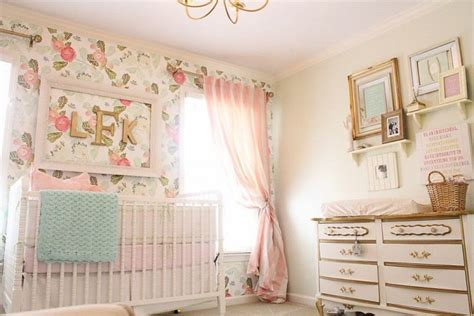 shabby chic nursery curtains 6 shabby chic nursery d 233 cor tips and 24 ideas shelterness