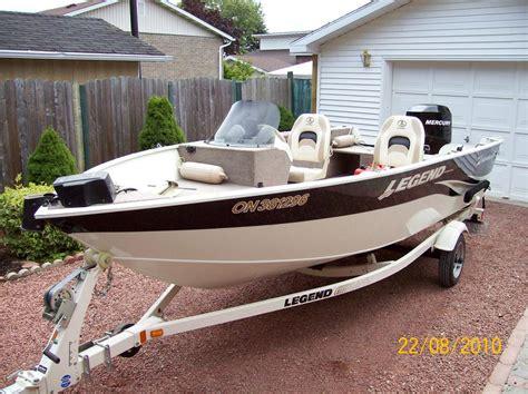 legend boats parry sound 2006 legend xterminator 16 fishing boat for sale sault