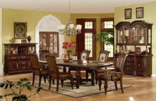 formal dining room decoration ideas