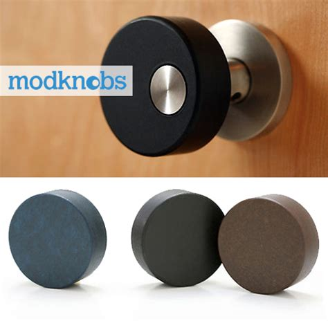 Mod Knobs by Give These A Turn Modknobs Matte Paperstone Doorknobs