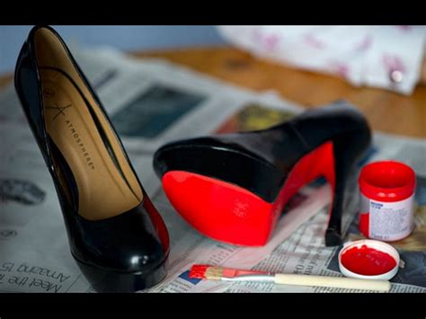 expensive high heels with soles everything for diy make your high heels look 400