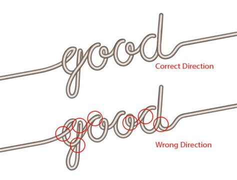 String Typography - use photoshop and illustrator to create guitar string