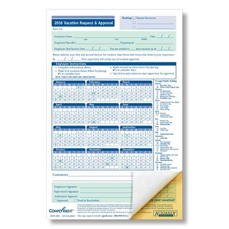 Employee Calendar 2016 Attendance Calendar Printable Calendar Template 2016