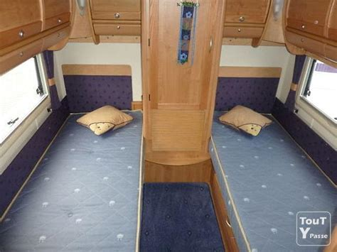 Banquette Lit 1 Place 1540 by Superbe Motorhome Herne 1540