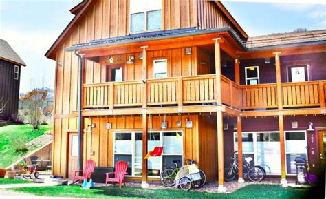 Aspen Employee Housing by Build And Let Live 40 Years Of Affordable Housing In