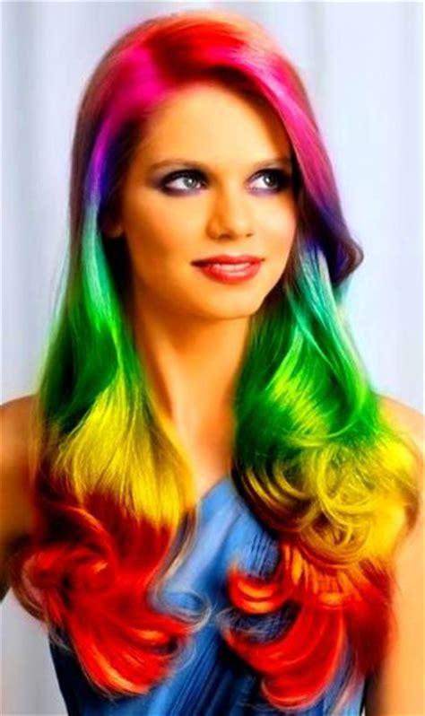 2 town hair color styles funky hair color ideas for long hair 2017 celebrity