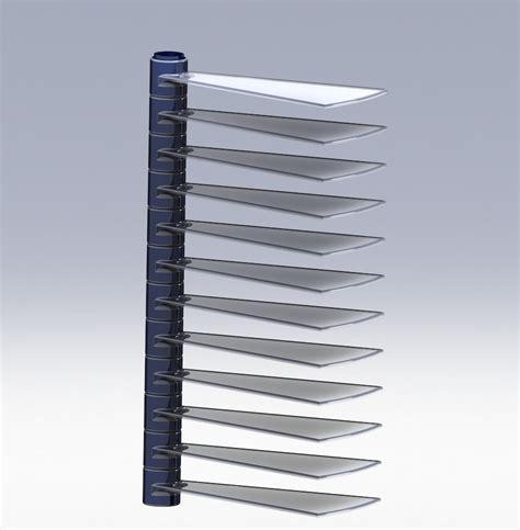 spiro space saving retractable spiral staircase create the future design contest