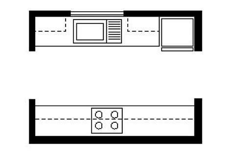 6 basic kitchen layouts rl