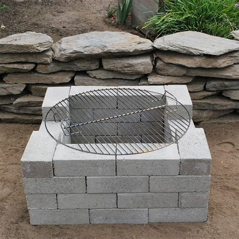 Southern California Gardening Simple Diy Fire Pit Diy California Firepit