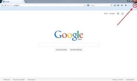 come impostare google come pagina iniziale in internet come impostare google come pagina iniziale su browser internet