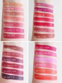 n megalast lip color n megalast lipsticks complete 26 shade