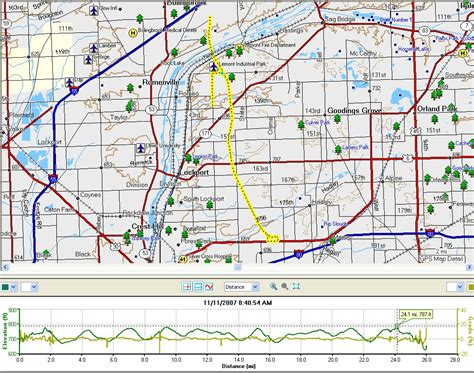 illinois tollway map il toll map pictures to pin on pinsdaddy
