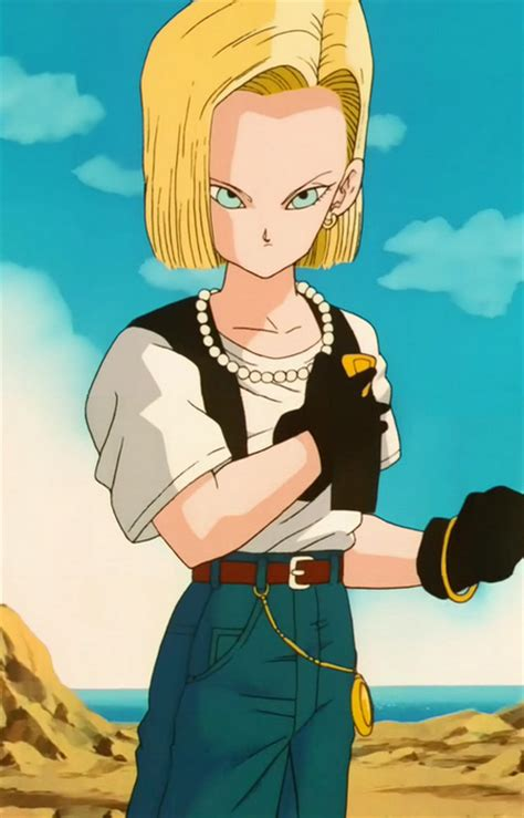 z android 18 android 18 females photo 31560960 fanpop