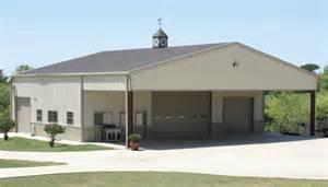steel barns with living quarters ameristall barns metal buildings