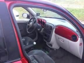Chrysler Petit Cruiser Chrysler Pt Cruiser D Occasion Recherche De
