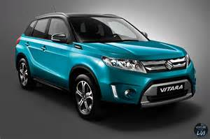 Suzuki Photo Image Suzuki Vitara 2015 Voiture Pour Lui