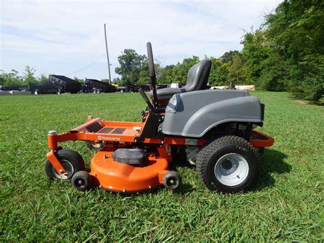 Used Mower Decks by Used Husqvarna Rz4623 Zero Turn Lawn Mower 46 Quot Deck 23hp