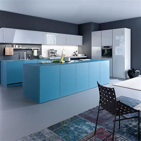 colourful kitchens colourful kitchen design ideas decorating housetohome
