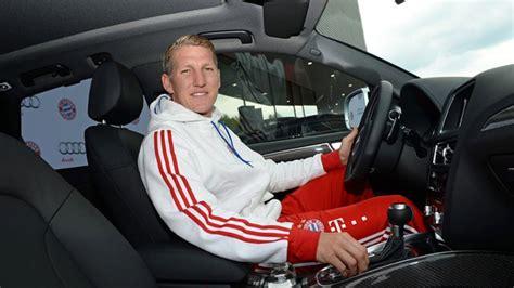 Schweinsteiger Auto by Bastian Schweinsteiger Car Collection Football Player