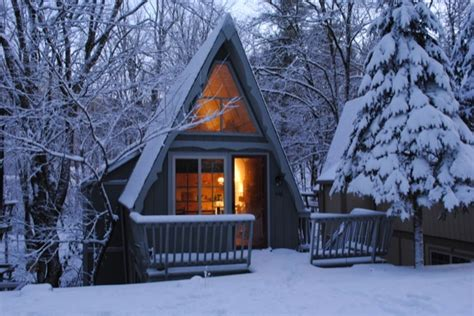 A Frame Cottage by Riverwood 700 Sq Ft A Frame Inspired Cabin