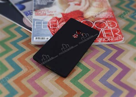 Anticrack Silikon Xiaomi Mi Mix xiaomi mi mix mat siyah silikon k箟l箟f stoktan teslim