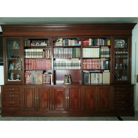 mueble comedor siglo xx  estanterias  cajones