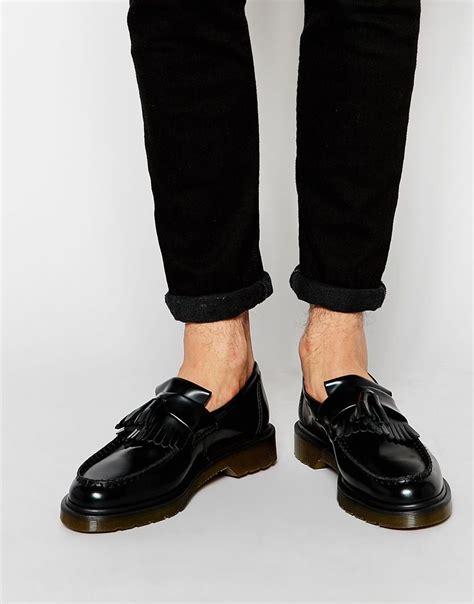 loafers doc martens image 1 of dr martens adrian tassel loafers dr martens