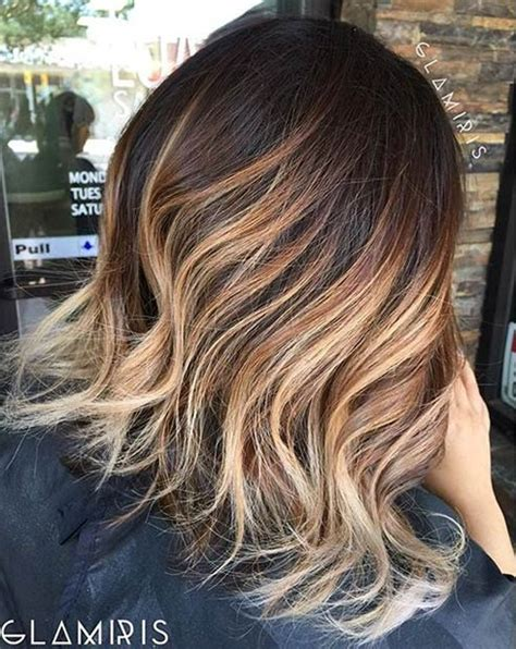 two tone hair color ideas for 2016 41 hottest balayage hair color ideas for 2016 page 2 of