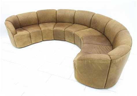 half circle sectional sofa half sofa younger furniture collection thesofa