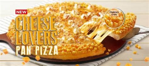 Mac Cheese Pizza Hut intensely cheesy pizzas cheese lover s