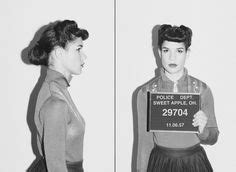 prison greaser haircut 1000 images about girl gang hairstyles on pinterest mug