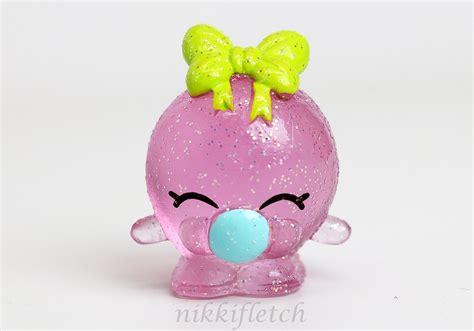 Shopkins Pink Cart shopkins food fair ff 054 pink bubbles ultra glitter