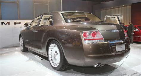 chrysler imperial concept 2009 chrysler imperial 2008 2009 future cars sneak