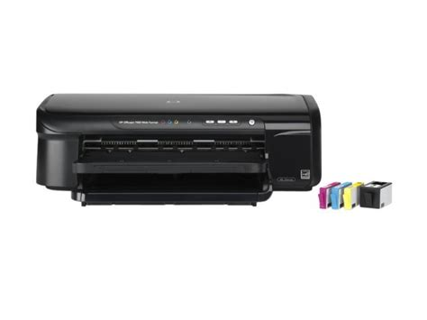 Printer Hp Officejet 7000 c9299a hp officejet 7000 wide format printer e809a